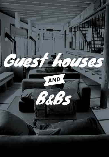 Split Guesthouses and B&Bs